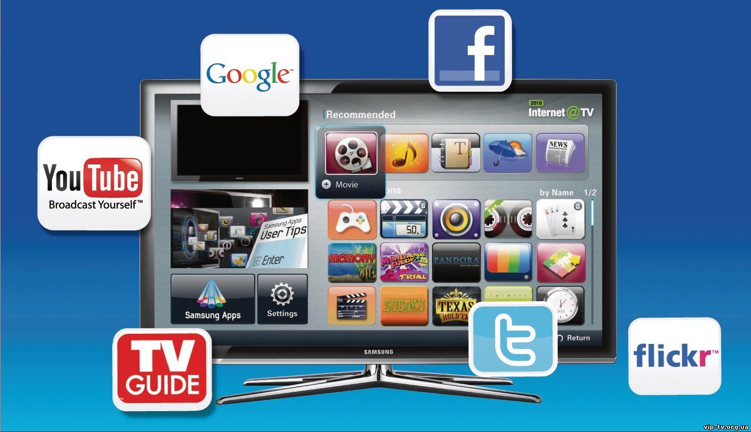 Виджеты для Samsung Smart TV - Форум iptv